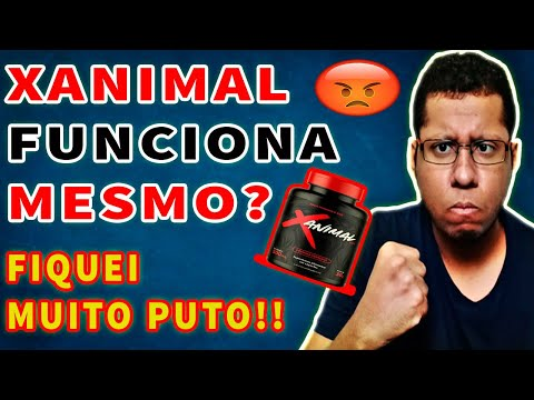 x animal mercado livre