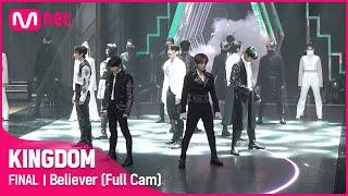 [Full Cam] ♬ 숨 |Believer| - SF9(에스에프나인) @파이널 경연