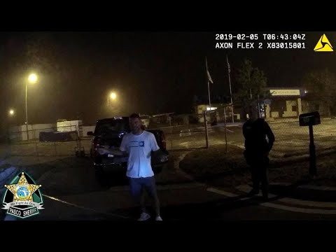 Curtis - Florida Man Dances During DUI Sobriety Test