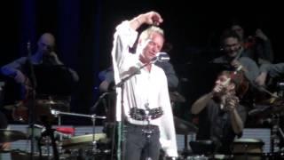Sting (HD) - Tomorrow We'll See - Symphonicity Tour