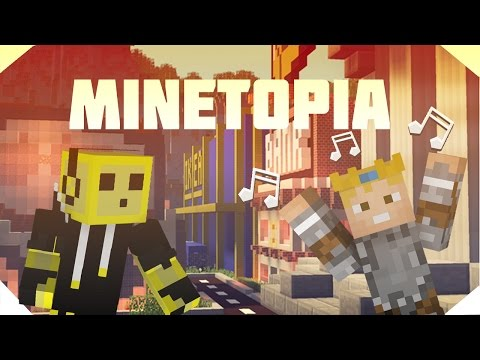 Minetopia - #1 - WAAR IS HET FEESTJE!? - Minecraft Reallife Server