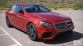 Is the Mercedes-AMG E43 a
