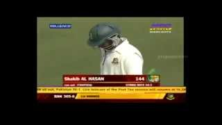 Shakib Al Hasan's Highest Score 144 vs Pakistan