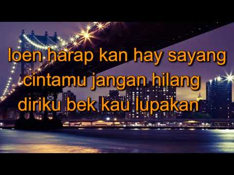 lirik video bergek (cemburu).by fajarah