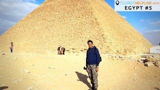 Download Video Egypt: The Pyramids | Sphinx | I got 'Tourist' scammed MP3 3GP MP4