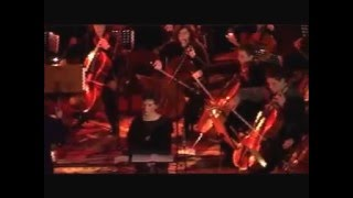 Composer Elena Gantchikova La Lumière- Light. Mezzo soprano, cello ensemble, choir, organ