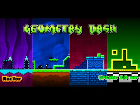 Geometry Dash 2.0 APK DOWNLOAD MEDIAFIRE