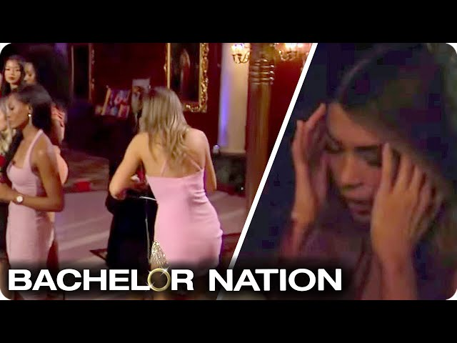 Rose Ceremony Emergency! | The Bachelor