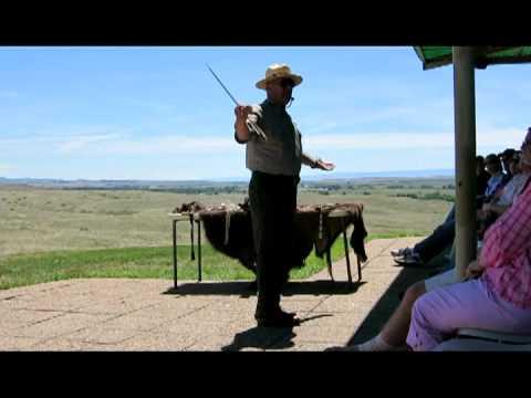 Little Bighorn Ranger Talk, Part 1 of 3