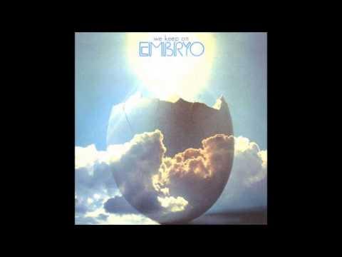 EMBRYO -- We Keep On -- 1973