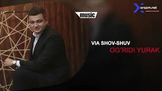 VIA Shov-shuv - Og'ridi yurak | ВИА Шов-шув - Огриди юрак (music version)