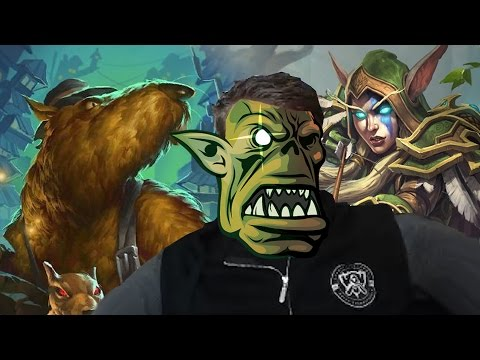 (Hearthstone) Me Smart Me SMOrc