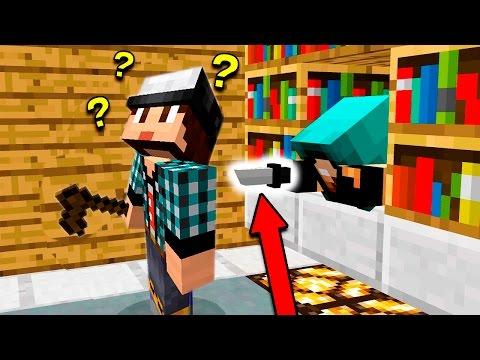 Я ТАЙНО УБИЛ СВОЕГО ДРУГА, ОН ДАЖЕ НИЧЕГО НЕ ПОНЯЛ! БИТВА СНАЙПЕРОВ В МАЙНКРАФТЕ - Видео из Майнкрафт (Minecraft)