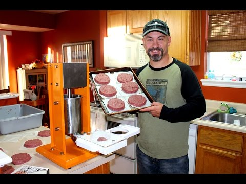 making-venison/wild-game-burger-patties-the-easy-way!