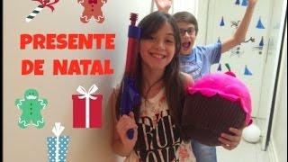 Carol Santina - Presente de Natal