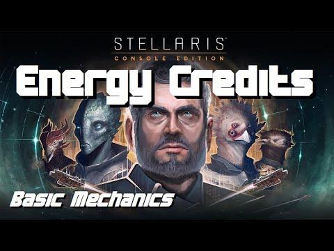 [OBSOLETE] Basic; Energy Credits Mechanics – STELLARIS CONSOLE EDITION