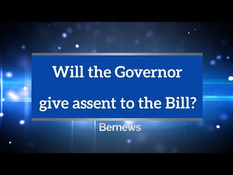 Responses On Whether Governor Will Give Assent To Bill, Jan, 2018