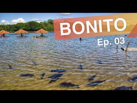 3em3 :: Bonito - Brasil :: Ep. 03 :: Parque das Cachoeiras, Praia da Figueira e Projeto Jiboia