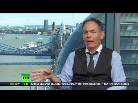 Keiser Report: To Frack or Not To Frack? (E955)