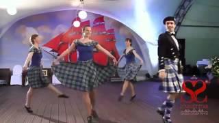 Стильная Шотландская свадьба(, 2014-04-22T12:31:43.000Z)
