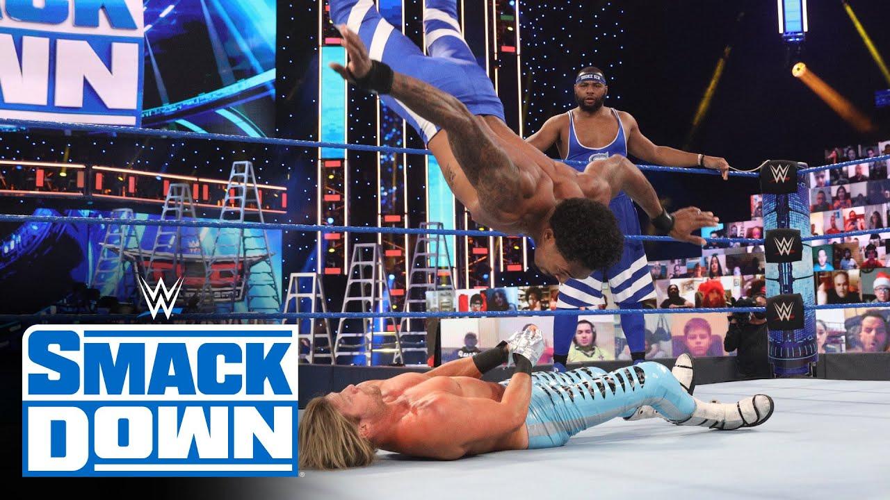 Street Profits vs. Ziggler & Roode: SmackDown Tag Team Title Match: SmackDown, Dec. 18, 2020