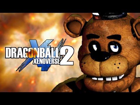 Freddy Plays Dragon Ball Xenoverse 2