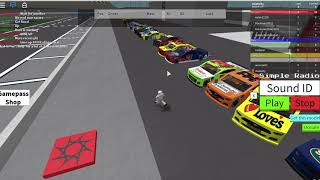 What Do You Guys Want? // ROBLOX: NASCAR 19' @ Daytona