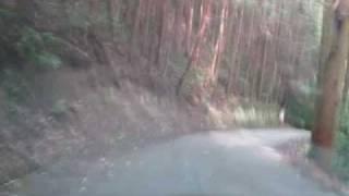 茨城県道42号線(筑波山・風返峠)険道