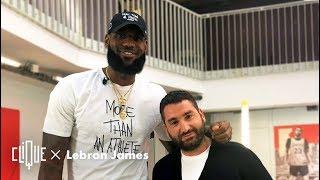 """Clique x LeBron James : """"I Am The Greatest"""" - Clique Dimanche - CANAL+"""