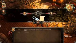 Divinity Original Sin - Harbour Warehouse - Sergeant Curtius - Locked Room - GUIDE Lvl 1 - ACT1