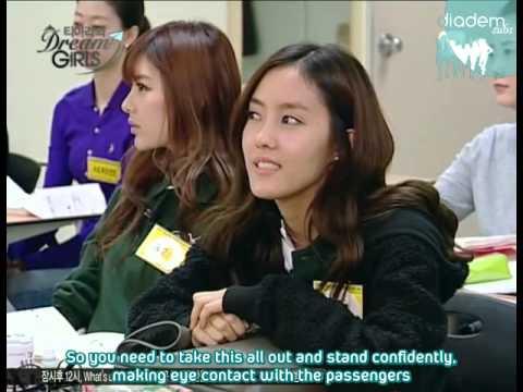 Download [Diadem Subs] 101110 T-ara Dream Girls Episode 2