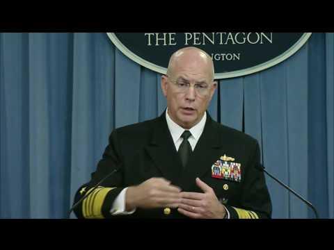 Southcom Commander Briefs Reporters