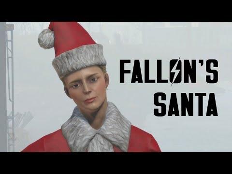 Fallon's Santa: Holiday Workshop Pack, Minor Faction Skins, & Pip-Boy Variety Skins - Creation Club