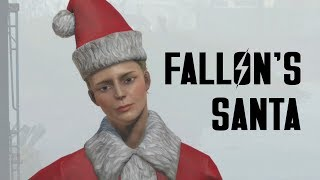 Fallon's Santa: Holiday Workshop Pack, Minor Faction Skins, & Pip-Boy Variety Skins - Creation Club