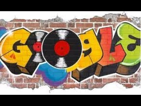 44th Anniversary of the Birth of Hip Hop - Google Doodle