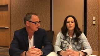 Dan Percival and Isa Dick Hackett talk about The Man in the High Castle Season 3 | Nerdeek Life