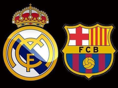 FIFA 18 Real Madrid V FC Barcelona Full Game