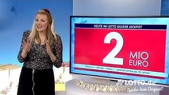 Ziehung der Lottozahlen vom 22.02.2020