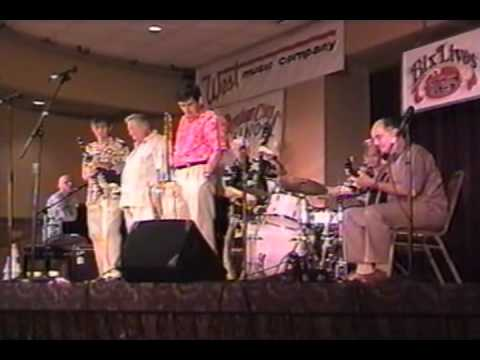 """BIX JAZZ FESTIVAL 2007 CREOLE SERENADER'S WITH DON VAPPIE """"DOWN BY THE RIVERSIDE"""", """"CANAL ST BLUES"""""""