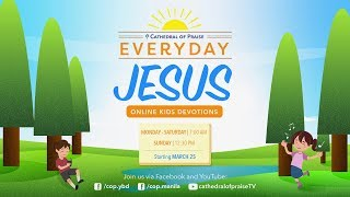 Everyday Jesus - THU, March 26, 2020