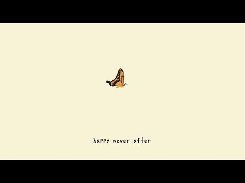 gnash - happy never after (lyric video) Mp3