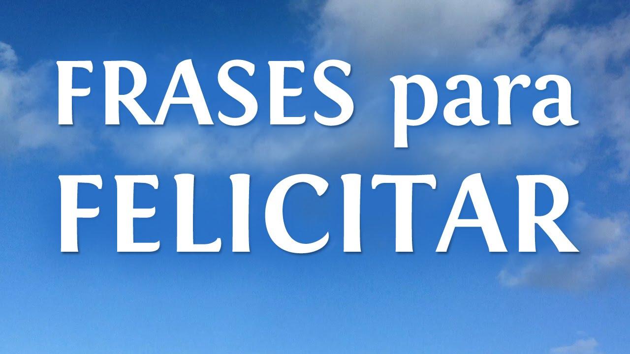 5 Frases Para Felicitar Por El Logro De Los Objetivos