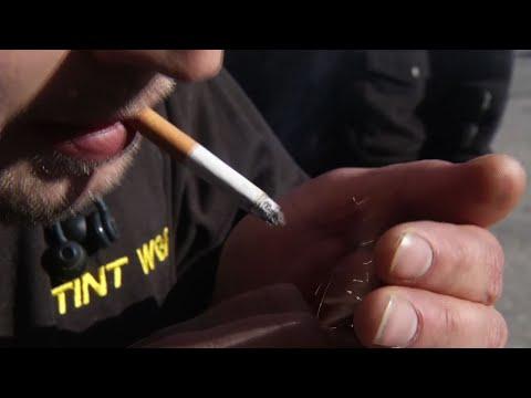 Smoking - Beginning of the End?