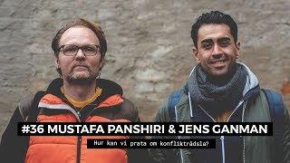Idag gästade Mustafa Panshiri och Jens Ganman Hur kan vi? och vi vä...