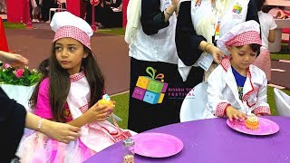 Riyadh Toy Festival Vlog Part 2 with Heidi and Zidane