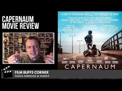 Capernaum (Oscars 2019) - Nadia Sawalha & The Popcorn Junkies MOVIE Review