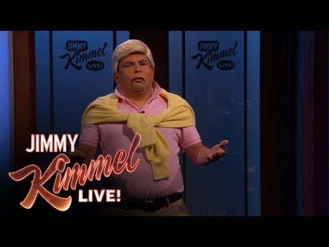 Jimmy Kimmel's Plan to Protect Guillermo from Trump