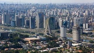 SÃO PAULO a principal metrópole da América Latina.