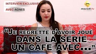 """Agnès - """"Je regrette d'avoir joué dans la série Un Café Avec..."""" - (VPW)"""