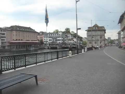 Zurich Grossmunster Cathedral